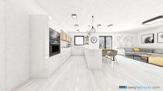 Minimalist Interior, Kitchens, Kitchen, Cuisine, Cucina