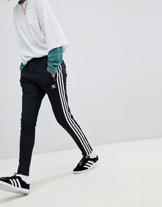 adidas - Superstar Cuffed Track Pants  ffa36d78950b5
