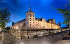 Place: El Escorial, Madrid / Comunidad de Madrid, Spain. Photo by: Domingo Leiva (flickr)