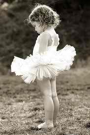 little ballerinas...