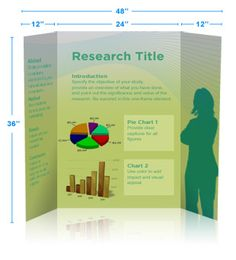 trifold presentation poster board template this is a collection of