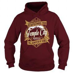 I Love  Temple City   T shirts