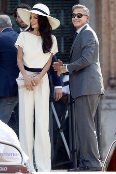¡Hola (novia con) pantalones! © Getty Images                                                                                                                                                                                 Más
