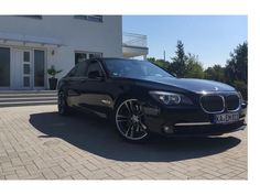BMW 750 i M INDIVIDUAL Einzelstück 510 PS