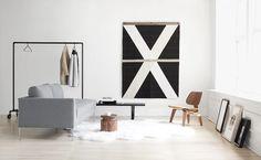 Louise Gray quilt @louisegray_studio  #design #fabric #quilt #art #louisegray #homewares #softfurnishings #instadesign #interior #interiors #instainterior by lucdesign