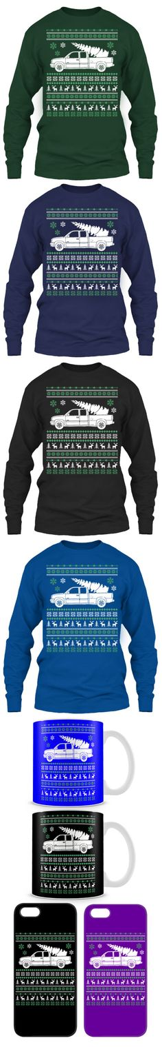 Chevrolet Silverado Ugly Christmas Sweater! Click The Image To Buy It Now or Tag Someone You Want To Buy This For.