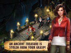 Review of Adventure Escape: Hidden Ruins. A new chapter in Haiku's free full puzzle adventure game series for mobiles. Available on iPad and iPhone.