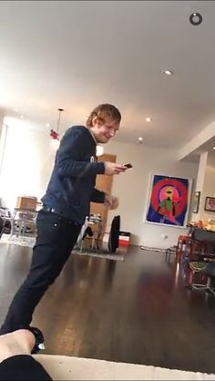Ed Sheeran on his Swagway