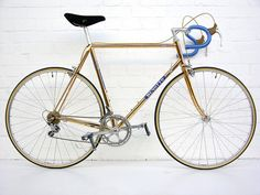 Benotto 18 Karat Gold by Eisenherz-Bikes, via Flickr