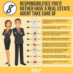 Thinking of being a real-estate agent, but do not know where to start? First, you would have to determine if this kind of career is the right one for you. Most people usually think that to be a successful real-estate agent, you just n Real Estate Career, Real Estate Business, Real Estate Leads, Real Estate Tips, Selling Real Estate, Real Estate Investing, Real Estate Marketing, Real Estate Quotes, Sales Skills