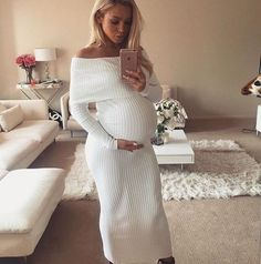 Find images and videos about style, baby and pregnant on We Heart It - the app to get lost in what you love. Cute Maternity Outfits, Stylish Maternity, Maternity Pictures, Maternity Wear, Maternity Dresses, Maternity Fashion, Baby Bump Style, Mommy Style, Estilo Baby Bump