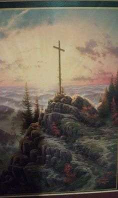 One of my favorite Thomas Kincaide paintings