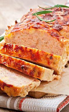 Low FODMAP and Gluten Free Recipes -  Chicken meatloaf  --- http://www.ibssano.com/low_fodmap_recipe_chicken_meatloaf.html