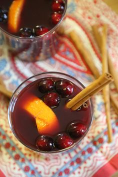 Blog post at Tammilee Tips : This is a sponsored post written by me on behalf of Frontera Wines. All opinions are 100% mine. This Crock Pot Mulled Wine Recipe has bee[..]