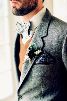 36 The Most Popular Groom Suits ❤ See more: http://www.weddingforward.com/groom-suits/ #wedding