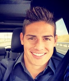 James David Rodríguez Rubio, commonly known simply as James, is a Colombian professional footballer for German club Bayern Munich on loan from Real Madrid, Born: 12 July 1991 (age 26), Cúcuta, Colombia Height: 1.8 m Nationality: Colombian Spouse: Daniela Ospina (m. 2010–2017) Current teams: Colombia national football team (Midfielder), FC Bayern Munich (#11 / Midfielder) Did you know: James Rodríguez is the ninth-most expensive Association Football transfer (£63 M, from to Real Madrid in