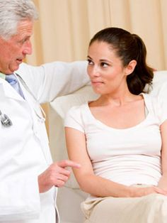 Get over your embarrassment and find out 9 questions you should ask your gynecologist. #women #health