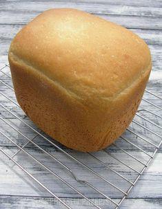 Chleb mleczny z automatu