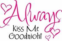 Always......