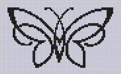 Looking for your next project? You're going to love Butterfly 5 Cross Stitch Pattern by designer Motherbeedesigns.