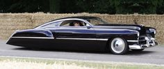 "The ""CadZZilla"" was commissioned by ZZ Top's Billy Gibbons and designed by Larry Erickson."
