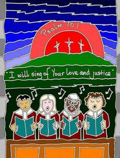아멘 주 예수여 어서 오시옵소서              Amen! Come, Lord Jesus: To YOU, LORD JESUS, I Will Sing Praise