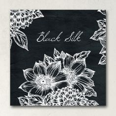 ETSY SHOP BANNERS Black Silk Etsy Shop Banner Set by BestBanners, $15.00