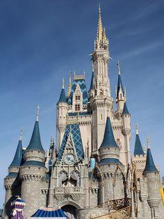 The Magic Kingdom – Orlando, Florida   New Images 1st