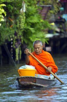 http://www.greeneratravel.com/ Trip Deals - Morning in Bangkok.