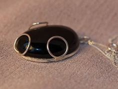 Ahu1 Gazelle1 Handmade filigree sterling silver by gejewellery