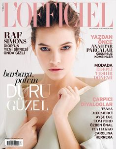 Barbara Palvin Stars in LOfficiel Turkey May 2013 Cover Shoot by Emre Guven | Fashion Gone Rogue: The Latest in Editorials and Campaigns