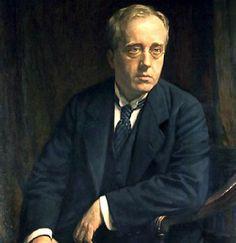 Gustav Holst, composer of The Planets