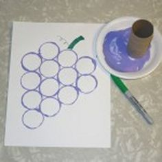 Have fun learning about the color purple with this Purple Grape craft. Have fun learning about the color purple with this purple grape craft. Preschool Color Activities, Toddler Activities, Preschool Activities, Toddler Art, Toddler Crafts, Crafts For Kids, Purple Crafts, Color Crafts, Fun Learning