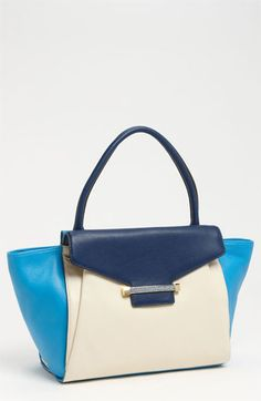 How freaking cute is this bag!    Vince Camuto 'Julia' Satchel available at Nordstrom