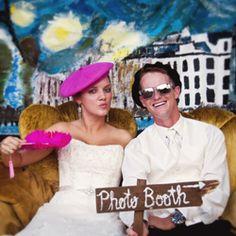 A fun, Paris themed wedding North Carolina!