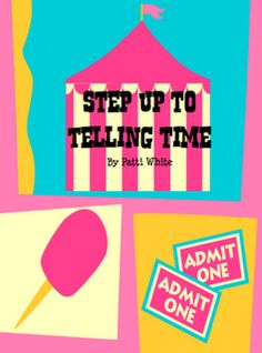 FREE - Step Up to Telling Time