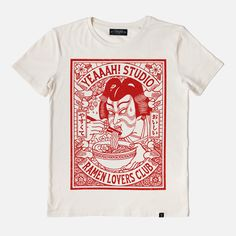 "やすくて、おいしい (yasukute, oishii) is Japanese for "" cheap and delicious"".• Vintage White t-shirt • Men/Unisex fit (girls should take one size down) • 100% organic cotton • Screen-printed in France with soft inks >> Size Charts <<"