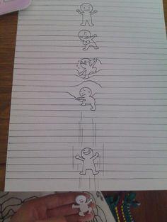 Me encanta la creatividad de la gente