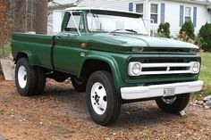 1966 Chevy c50 Goliath
