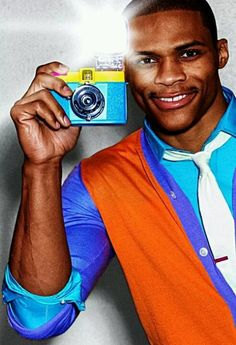 Russell Westbrook everybody! Yes!