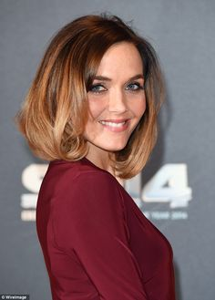 Victoria Pendleton's hair looks gorgeous in this article.