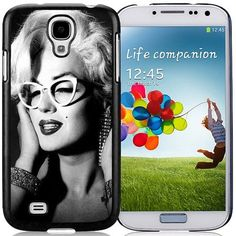 Buy Durable Galaxy S4 Case Design with Marilyn Monroe 2 Cell Case for Samsung Galaxy S4 SIV S IV I9500 I9505 in Black NEW for 2.74 USD | Reusell