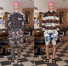 Givenchy 2014 Spring Mens Pre Collection - 2014 Resort Cruise Menswear: Designer Denim Jeans Fashion: Season Collections, Runways, Lookbooks and Linesheets