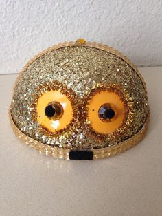 Mini C3P0 Star War Hat by FeliciaRossDesigns on Etsy
