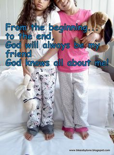 Bless: Bringing them home - Sew Many Books - God knows all about me! Bring Them Home, Bring It On, Home Sew, Twin Girls, My Muse, My Friend, Inspirational Quotes, Quiet Books, God
