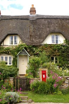 Reminds me of some of the homes from my old home place in Scotland