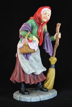 Befana Gift Giver by Pipka