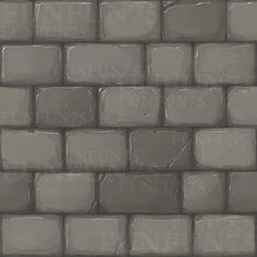 Stone Block Hand Painted Texture