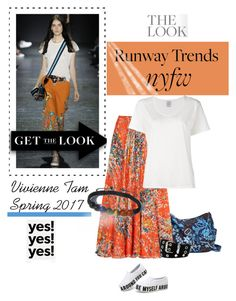 """Hot NYFW Runway Trend"" by zenstore ❤ liked on Polyvore featuring Vera Bradley, Paul & Joe, Visvim, Relic, Shamballa Jewels and NYFW"