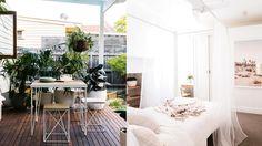 reno-rumble-redbacks-home Best Interior, Interior Styling, Reno Rumble, Mid Century Bedroom, Small Spaces, Exterior, Patio, Outdoor Decor, Bedroom Ideas